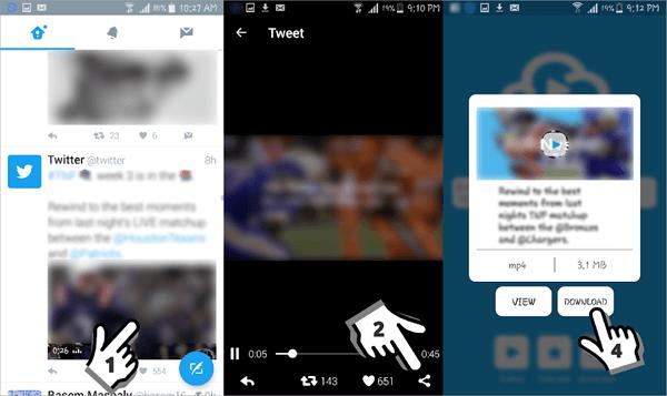 推特视频下载app